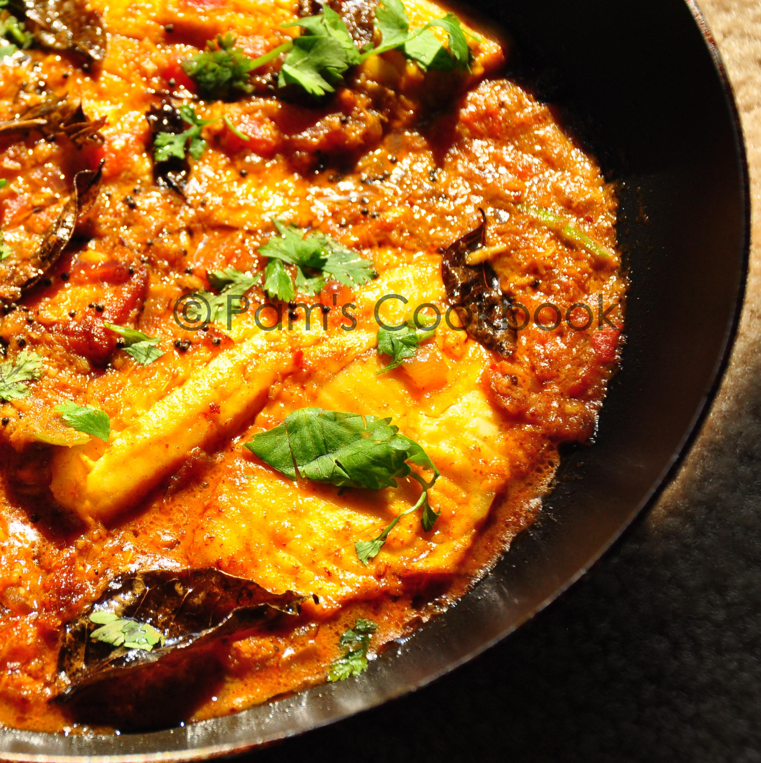 Goan Fish Curry | Pam's Cookbook